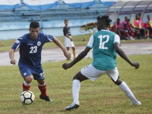 En Audio: Bloqueo impacta en el fútbol cubano