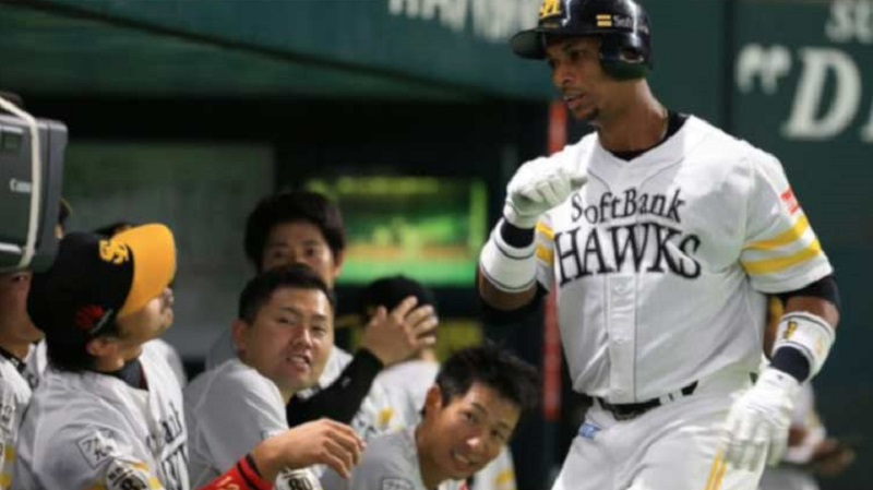 Cubans continue contributing to the Hawks in the 2019 Japan Series