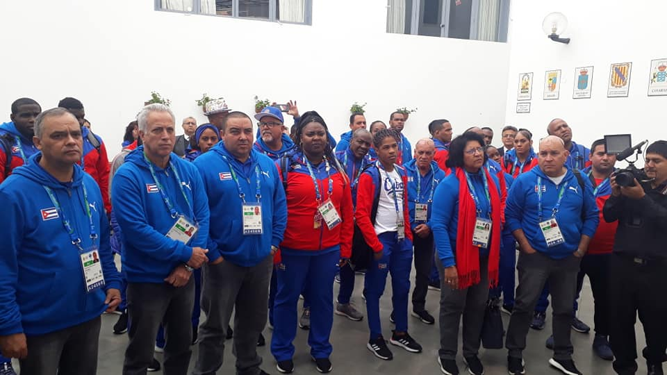 Perú quedará en el corazón de los cubanos