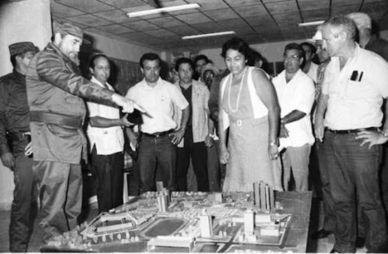 El Palacio de Fidel en Camagüey