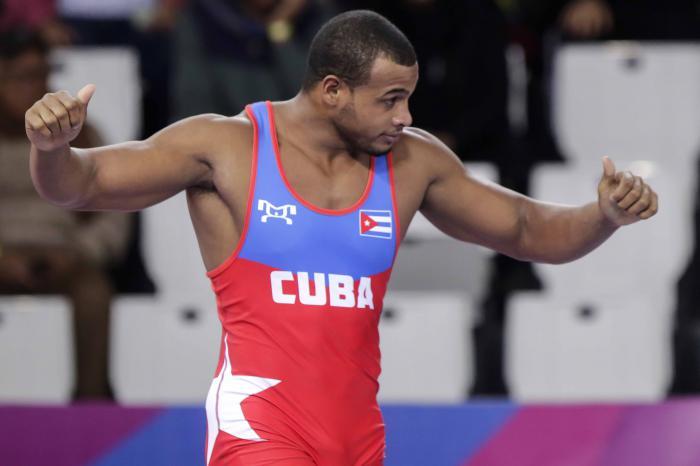 Rey Panamericano Gabriel Rosillo por segunda corona cubana en Mundial de Lucha Juvenil
