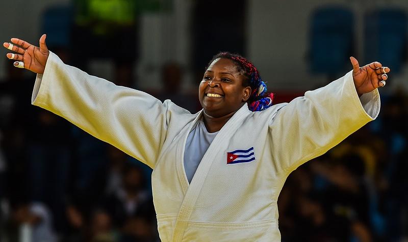 Judocas cubanos discutirán bronces en cierre de Grand Prix