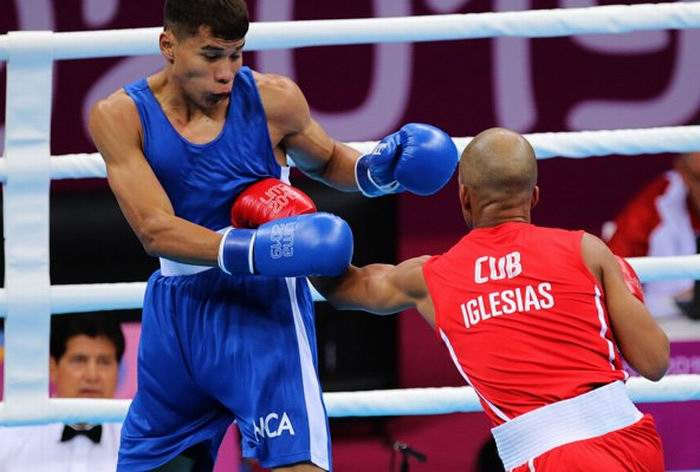 Roniel Iglesias: Irá a Camagüey por su faja número 12