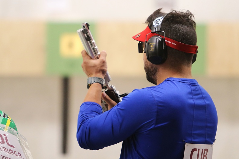 Cuba starts the day in the seventh place in Pan Am Games