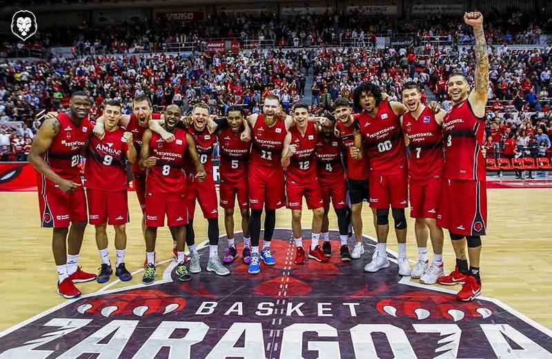 Justiz impone su fortaleza y el Zaragoza avanza a semifinales