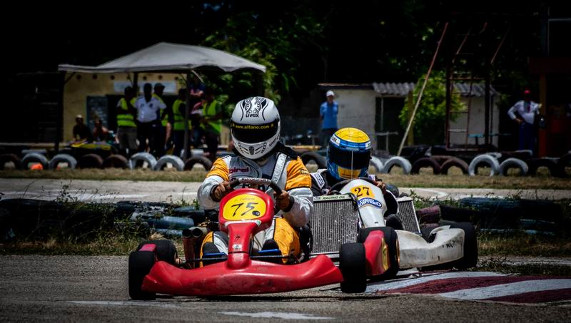 Karting cubano, vivirá en este verano
