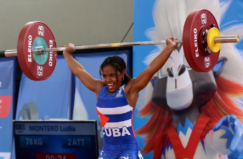 Three Cubans to debut today in 2019 Pan-Am Weightlifting Championships