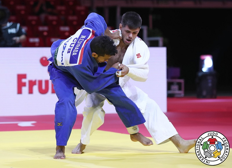 Judocas intensifican su preparación antes del regreso al colchón (+Audio)