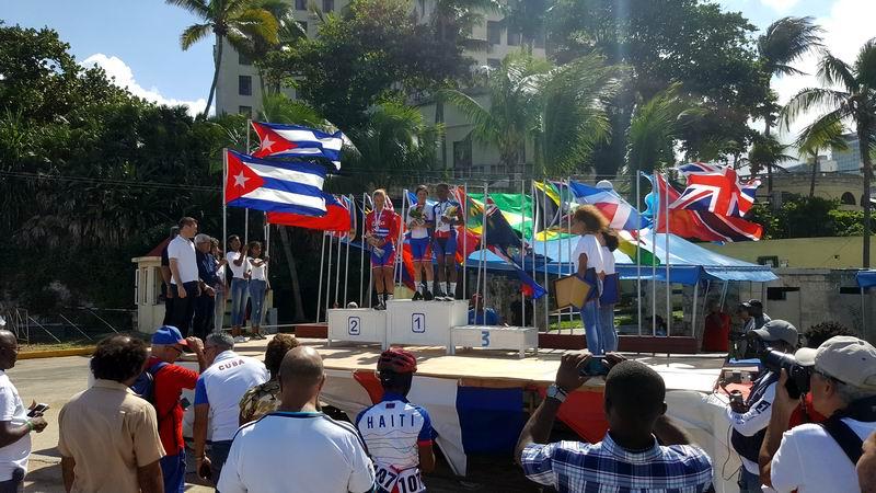 Cubanas reinas del Caribe