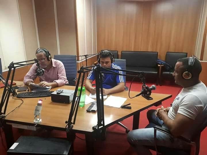 En audio: Federativo cubano de softbol visita Radio Rebelde