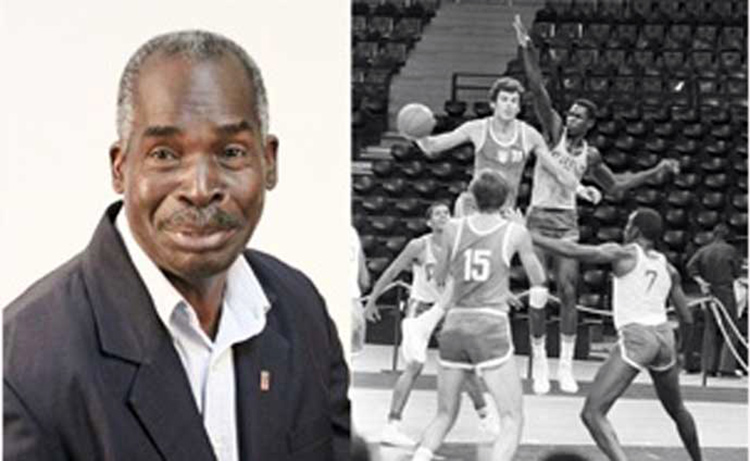 Former Cuban basketball player Ruperto Herrera will receive the Olympic Order, highest distinction granted by the International Olympic Committee