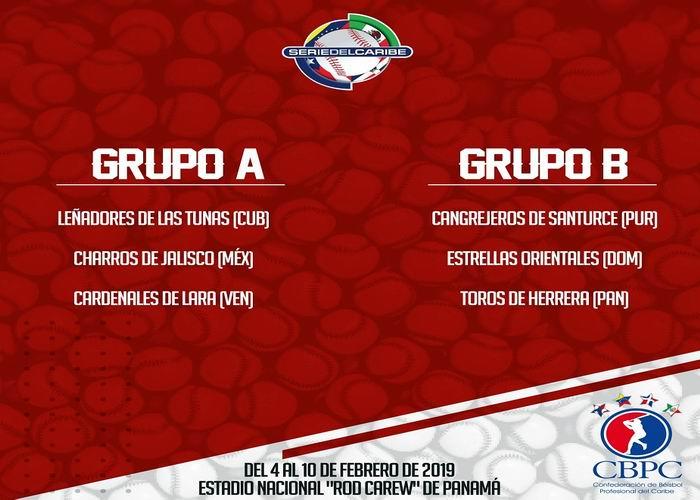 Cuba ante México en Series del Caribe