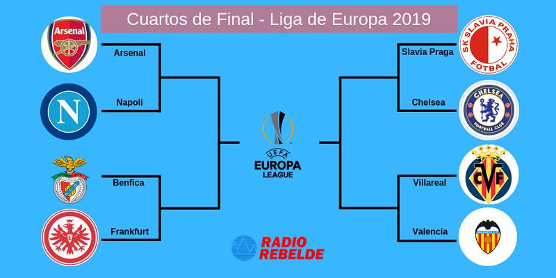 La Liga de Europa ya tiene calendario hasta la final