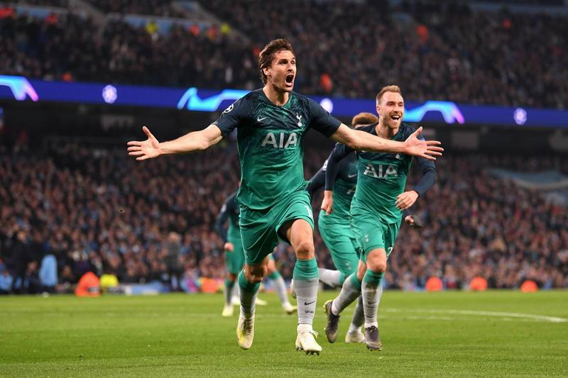 Tottenham llega a las semifinales