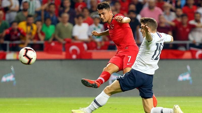Turquía sorprende a Francia en clasificación a la Euro