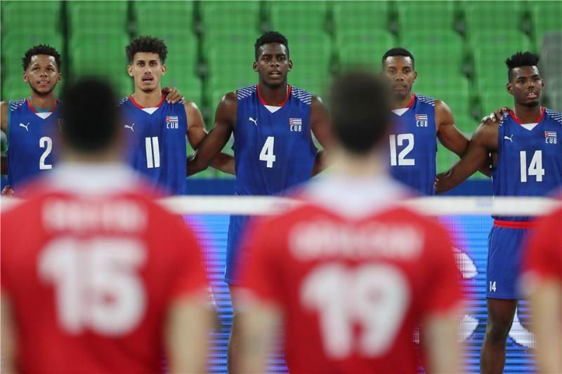 Voleibol masculino, lo mejor de los deportes colectivos cubanos en 2019