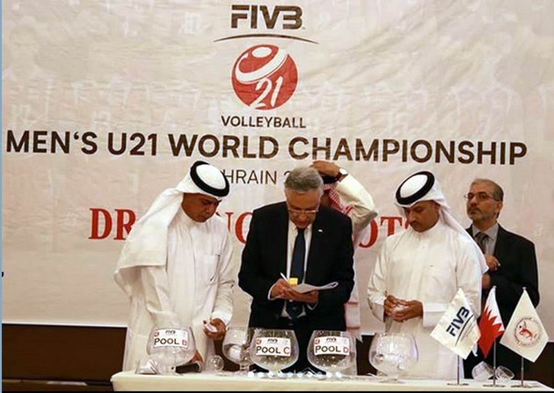 Cuba en el grupo B del Campeonato Mundial de voleibol masculino sub 21
