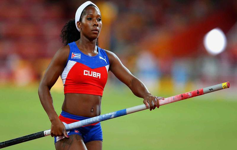 Cuban Silva to compete in pole vault in Lausanne