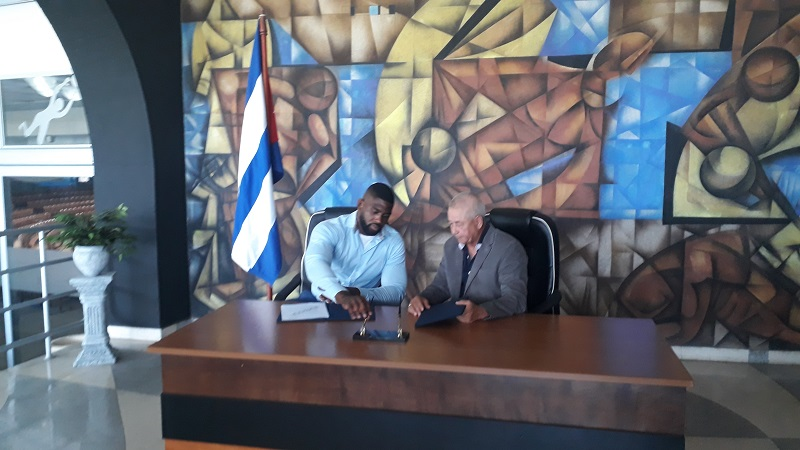 Gladiadores cubanos prestigiarán la Bundesliga
