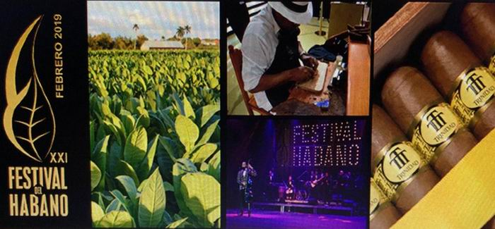 A las puertas de la XXI edición del Festival del Habano