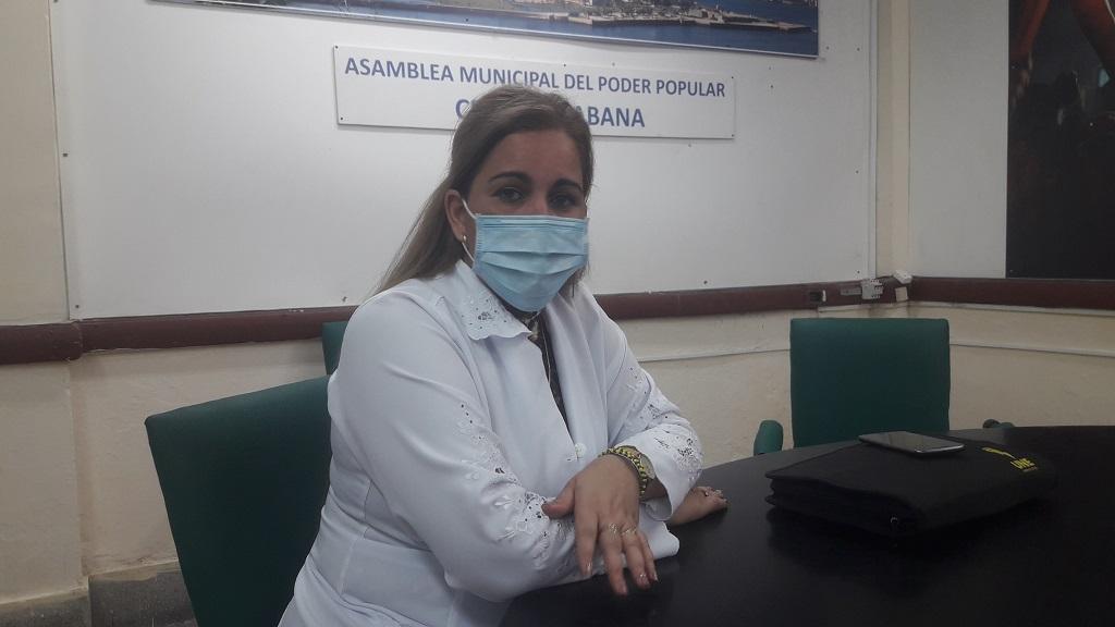 Centro Habana, los esfuerzos de un municipio para controlar la Covid-19