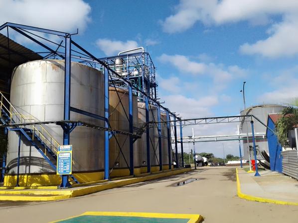 ALFICSA, Empresa Mixta cienfueguera sin detenerse produciendo de alcoholes