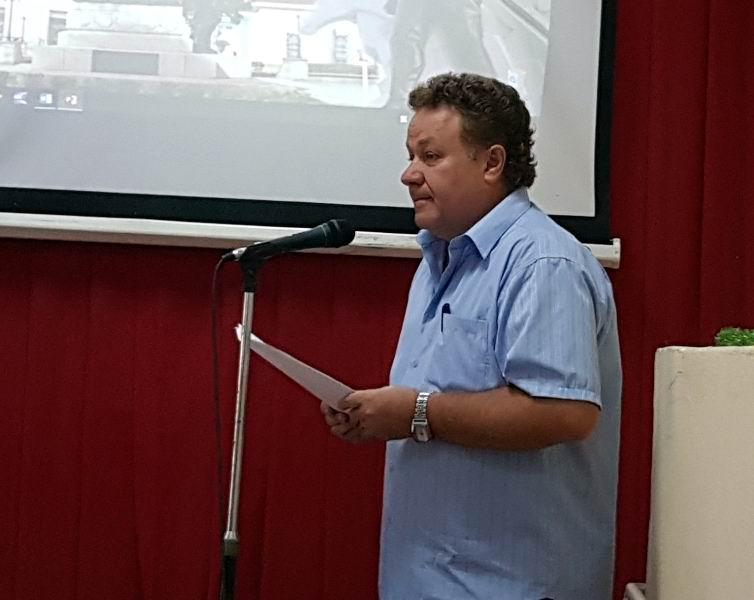Presidente Grupo Azucarero, Azcuba, Julio Andrés García señaló que el principal problema en Camagüey es la siembra de caña.