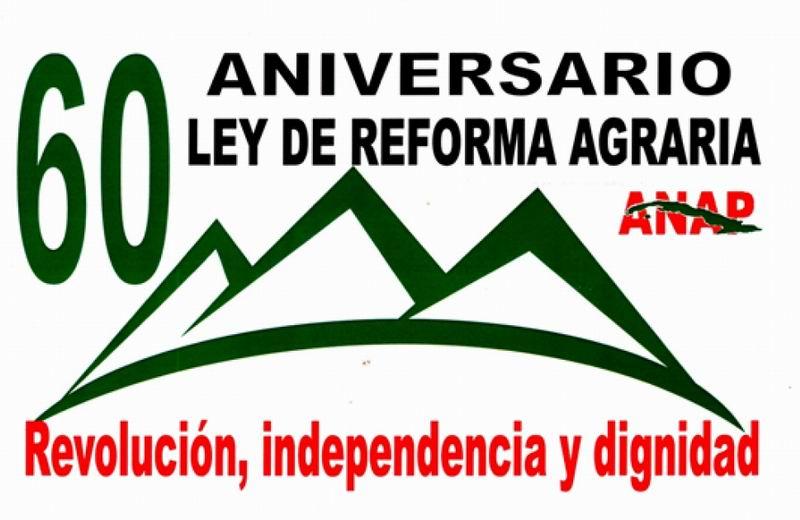 Recorre Guantánamo Bandera 60 Aniversario de la Ley de Reforma Agraria