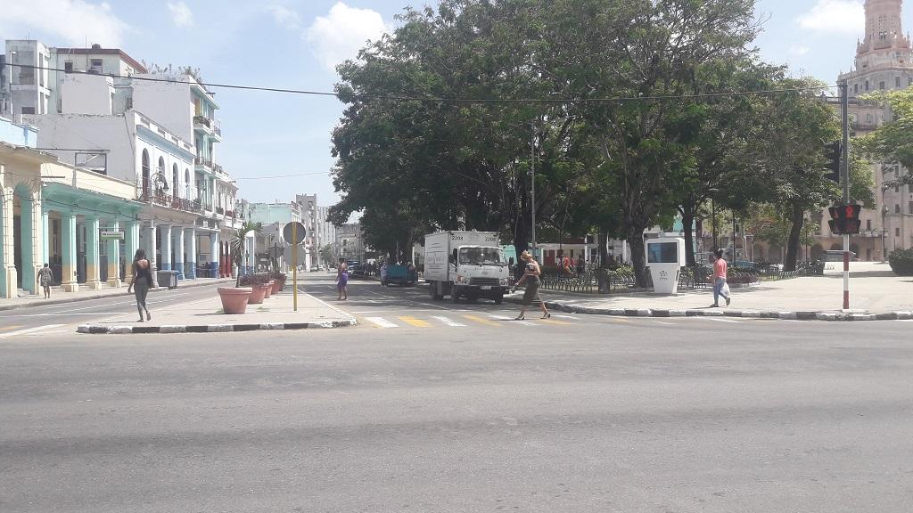 🎧 Centro Habana, los esfuerzos de un municipio para controlar la Covid-19