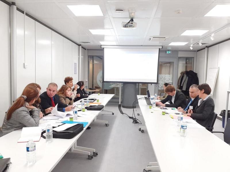 Participa Cuba en la IV Sesión de la Comisión económica y comercial franco-cubana