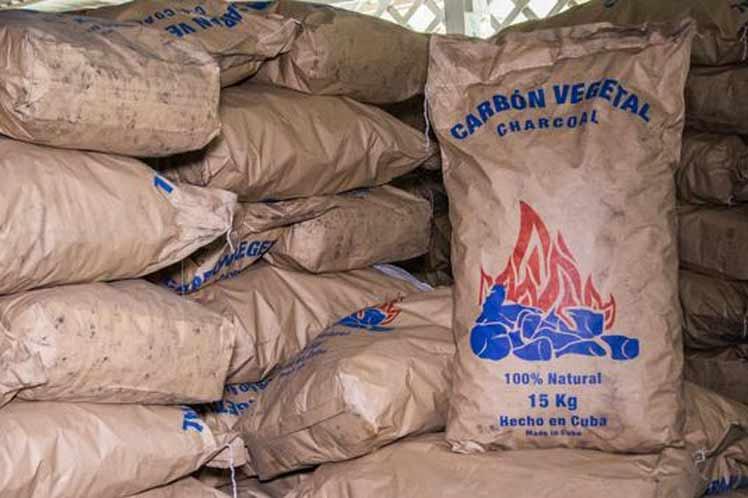 Cuba Charcoal Exports Increase