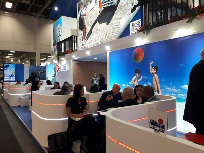Cuba presents its attractions in Tourism Fair of Berlin