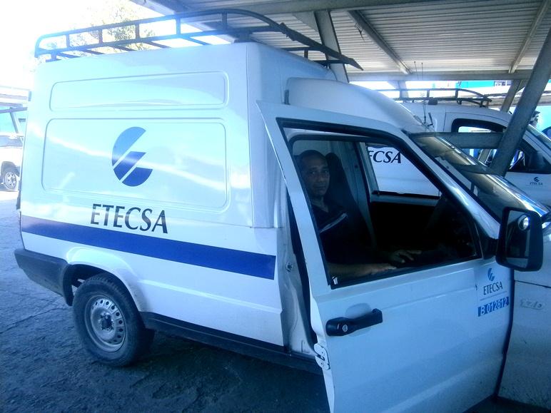 Ejecuta ETECSA inversiones históricas en Cienfuegos