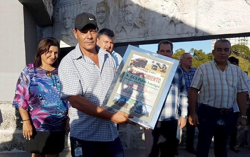 En Audio: Encuentro nacional de productores cañeros en Camagüey