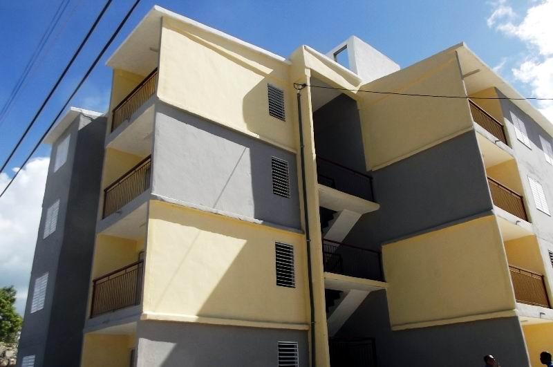 En Nuevitas avance el programa de construcción de viviendas.