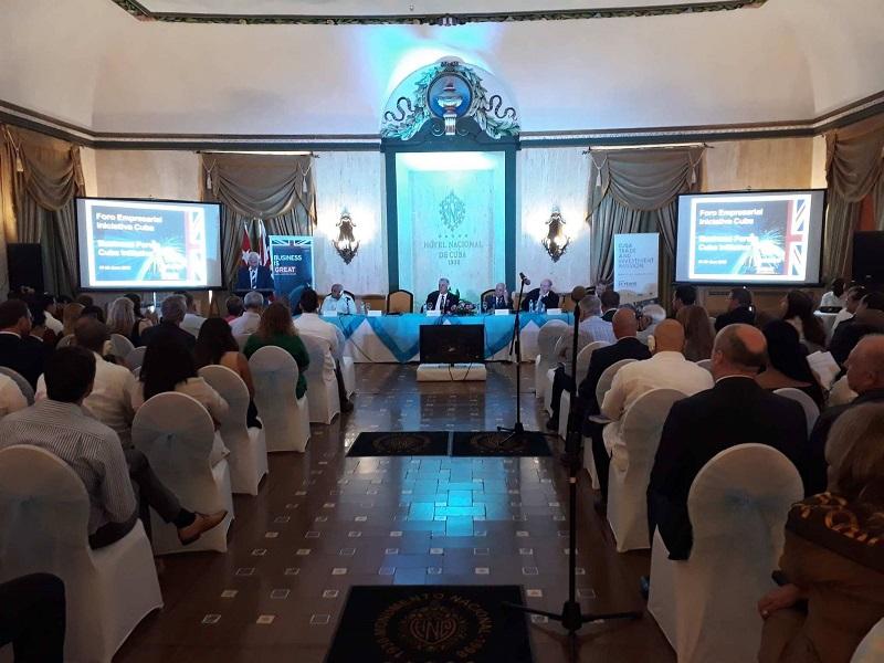 En La Habana Foro Empresarial Cuba-Reino Unido (+Audio)