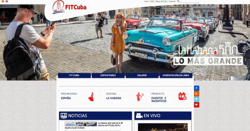 España, invitada de honor de FITCUBA en los 500 años de La Habana