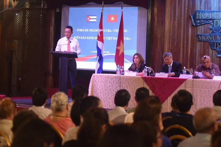 Cuba-Vietnam Trade Opportunities Recognized