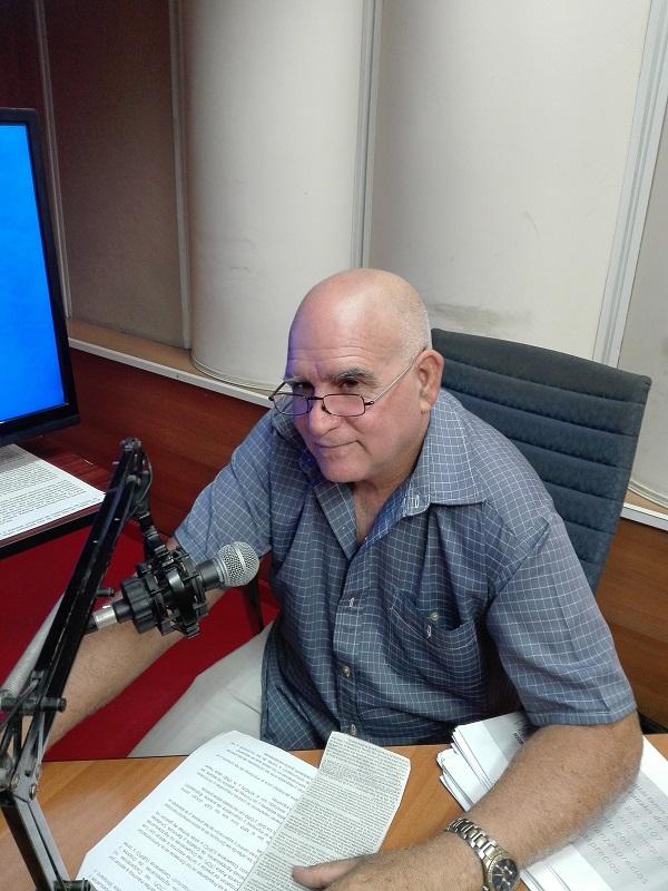 Director General de Atención Institucional del Ministerio de Finanzas y Precios Alfredo Álvarez González