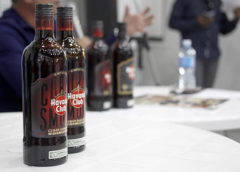 Havana Club Cuban Smoky, new product of this rum brand