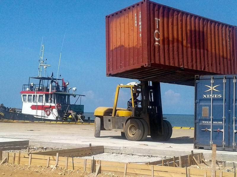 Inversión en Puerto de Batabanó