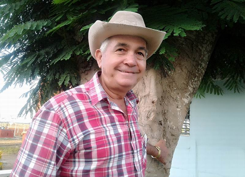Juan Miraldo, un Héroe de cara a la producción de alimentos