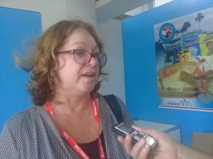 Complejo Lácteo de La Habana presente en FIHAV 2019