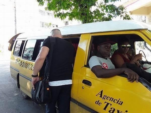Tres nuevas rutas de taxis para La Habana