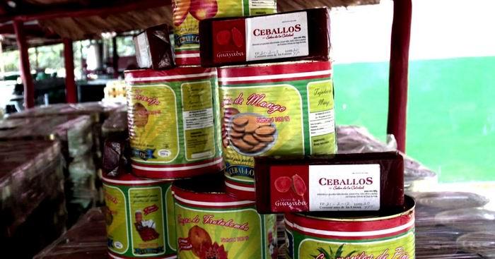 Minindustrias cubanas exportan sus productos
