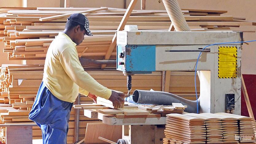 Inmersa Empresa de Muebles Lidex avileña en sustituir importaciones