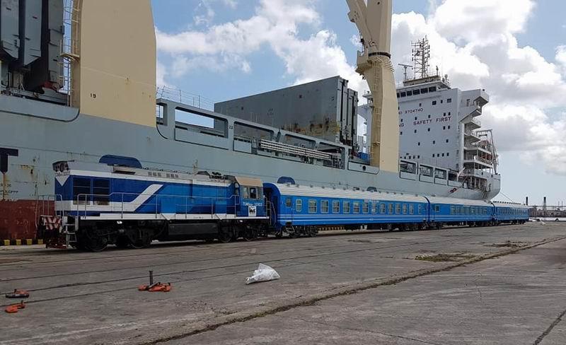 Cuba: nuevos coches de ferrocarril estarán en explotación este verano