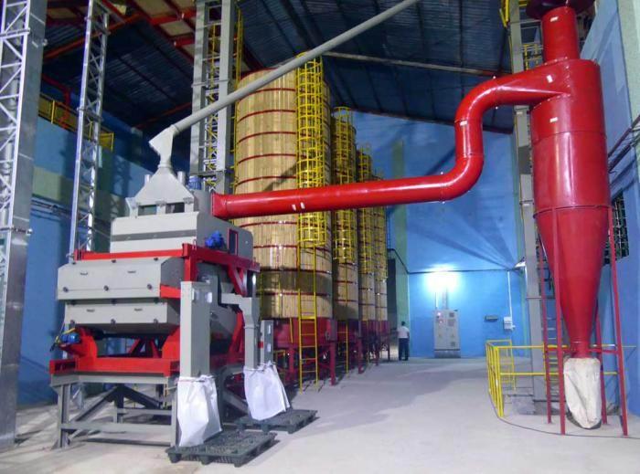 En Pinar del Río, moderna planta para el procesamiento de semillas