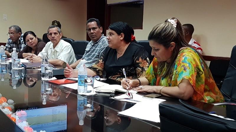Programas de informatización y de desarrollo ferroviario en Camagüey