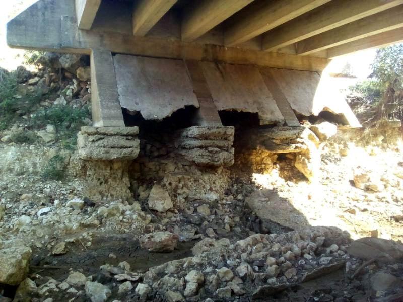 Cienfuegos recupera el puente Amarillas para la vialidad con Aguada